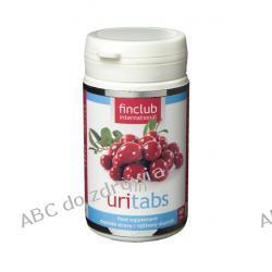 Żurawina obniża poziom bakterii w moczu-Uritabs