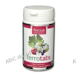 Fin Ferrotabs na anemię - niedokrwistość