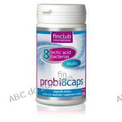 fin Probi8caps - żywe kultury bakterii