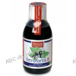 Żelazo roślinne w syropie - Fin Ferrofortis B Medycyna niekonwencjonalna