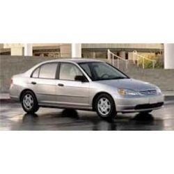 Honda Civic 4d 2001 szyba przednia nowa Montaż