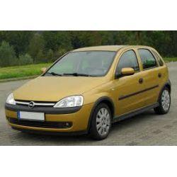Opel Corsa C po 1998r szyba przednia nowa W-wa