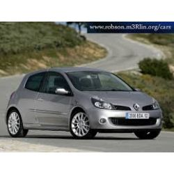 Renault Clio 3 2005r szyba przednia nowa W-wa
