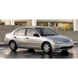 Honda Civic 4d 2001 szyba przednia nowa W-wa