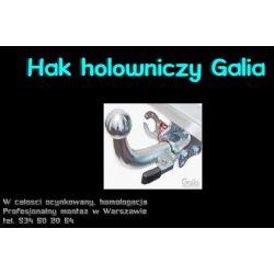 Opel Combo 01r Hak Holowniczy ocynk Montaż