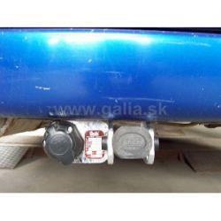 Galia Peugeot Partner 2 Hak ocynk automat  E27