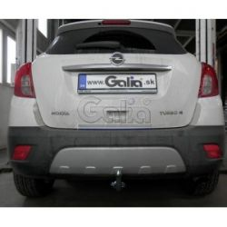 Galia Chevrolet Trax Hak automatyczny ocynk E27