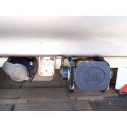 Galia VW Bora 98-04r Hak ocynk automat  E27