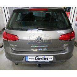 Galia VW Golf 7 2012r Hak ocynk automat  E27