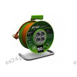 Przedłużacze ogrodowe PZ-4Z / OT / H05VV-F 3G1,5 / 40
