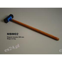 Młotek Brukarski Gumowy - MBM02