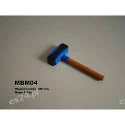 Młotek Brukarski Gumowy - MBM04