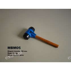Młotek Brukarski Gumowy - MBM05
