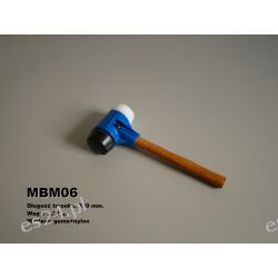 Młotek Brukarski Gumowy - MBM06