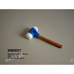 Młotek Brukarski Gumowy - MBM07