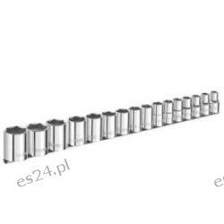 "Zestaw nasadek metrycznych 1/2"" - 16 sztuk | E032902 STANLEY EXPERT"