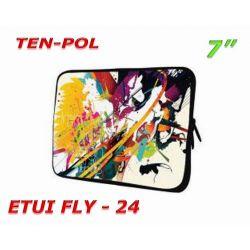"""ETUI-POKROWIEC-FUTERAŁ 7""""  TYP - FLY 24"""