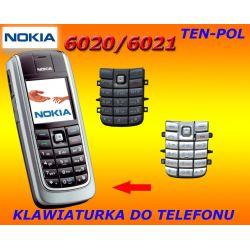KLAWIATURKA NOKIA 6020-6021 ZABYTEK-WYPRZEDAŻ