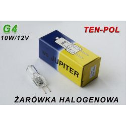ŻARÓWKI HALOGENOWE G4 5-10W-12V