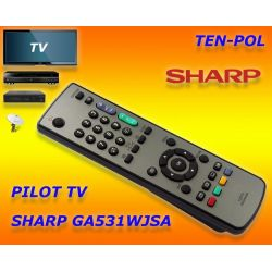 PILOT TV LCD SHARP GA531WJSA