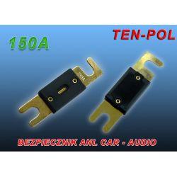 BEZPIECZNIK ANL CAR-AUDIO F-05 150A - GOLD -