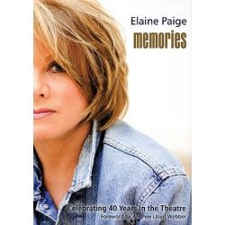 Memories by Elaine Paige, 9781840028522.