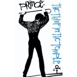 Prince, Thief in the Temple by Brian Morton, 9781841958965.