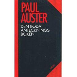 Den röda anteckningsboken : sanna berättelser - Paul Auster - Pocket