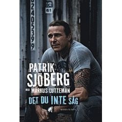 Det du inte såg - Patrik Sjöberg, Markus Lutteman - Bok (9789113034300)