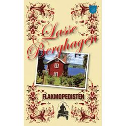 Flakmopedisten - Lasse Berghagen - Pocket