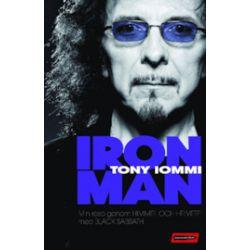 Iron Man : min resa genom himmel och helvete med Black Sabbath - Tony Iommi, Tj Lammers - Bok (9789187049095)