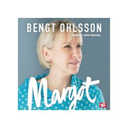 Margot - Bengt Ohlsson - Ljudbok (9789170367588)