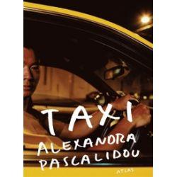 Taxi - Alexandra Pascalidou - E-bok (9789173898409)