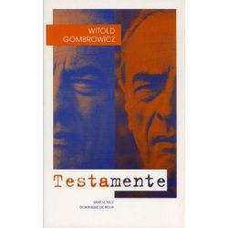 Testamente - Witold Gombrowicz - Bok (9789187894183)