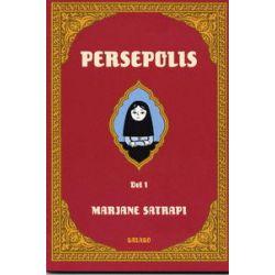 Persepolis. D. 1 - Marjane Satrapi - Bok (9789189248618)