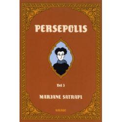 Persepolis. D. 3 - Marjane Satrapi - Bok (9789170371134)