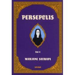 Persepolis. D. 4 - Marjane Satrapi - Bok (9789170371264)