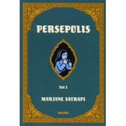 Persepolis. D. 2 - Marjane Satrapi - Bok (9789189248625)