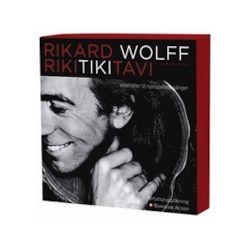 Rikitikitavi - Rikard Wolff - Ljudbok (9789174330847)