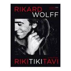 Rikitikitavi - Rikard Wolff - Bok (9789146221012)