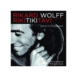 Rikitikitavi - Rikard Wolff - Ljudbok (9789174131017)