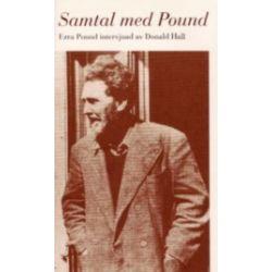 Samtal med Pound - Donald Hall - Bok (9789172470835)