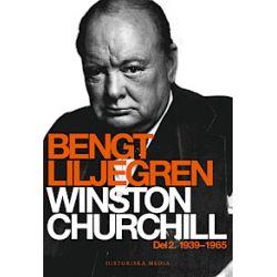 Winston Churchill Del 2 - Bengt Liljegren - Bok (9789175450278)