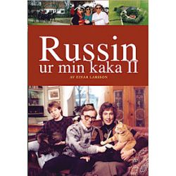 Russin ur min kaka II - Einar Larsson - Bok (9789163733635)