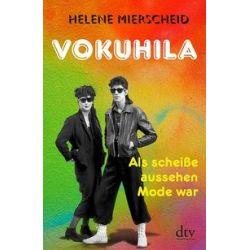 Bücher: Vokuhila  von Helene Mierscheid