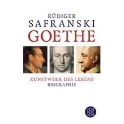 Bücher: Goethe  von Rüdiger Safranski