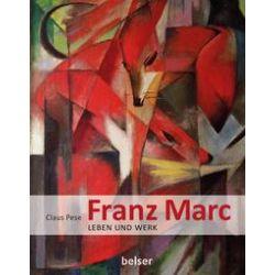 Bücher: Franz Marc  von Claus Pese