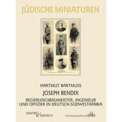 Bücher: Joseph Bendix  von Hartmut Bartmuss
