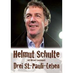 Bücher: Drei St.-Pauli-Leben  von Werner Langmaack,Helmut Schulte