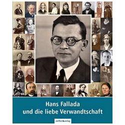 Bücher: Hans Fallada und die liebe Verwandtschaft  von Achim Ditzen,Erika Becker,Heide Hampel